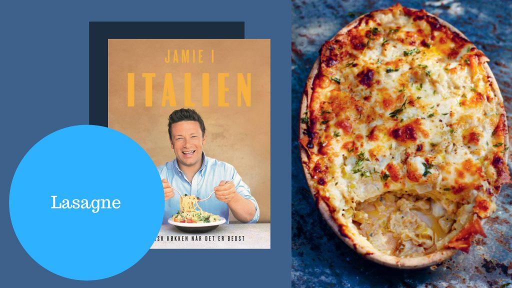 Jamie Oliver, Lasagne, Opskrift, Jamie i Italien