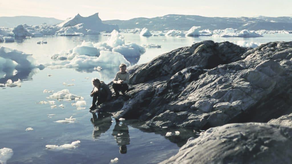 Hvor jeg var barn var der isbjørne, Anne Knudsen, Grønland