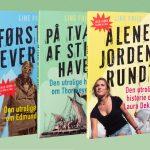 Vild viden – ny serie af biografier formidlet til nysgerrige og læseglade børn