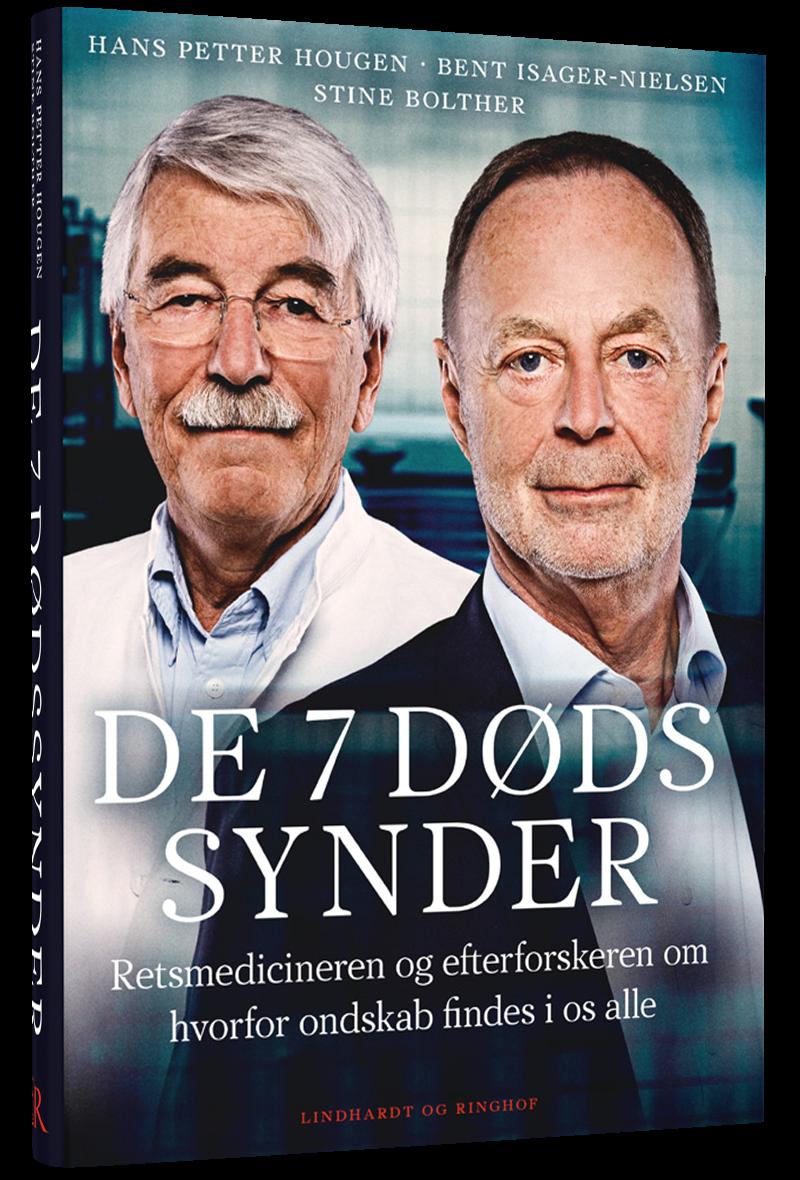 De 7 dødssynder, Hans Petter Hougen, Bent Isager-Nielsen, Stine Bolther, true crime