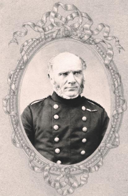 Carl Emil Dahlerup, 1849, Færøerne