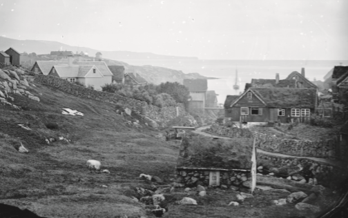 Færøerne, Danmark, Carl Emil Dahlerup, historie, fagbog