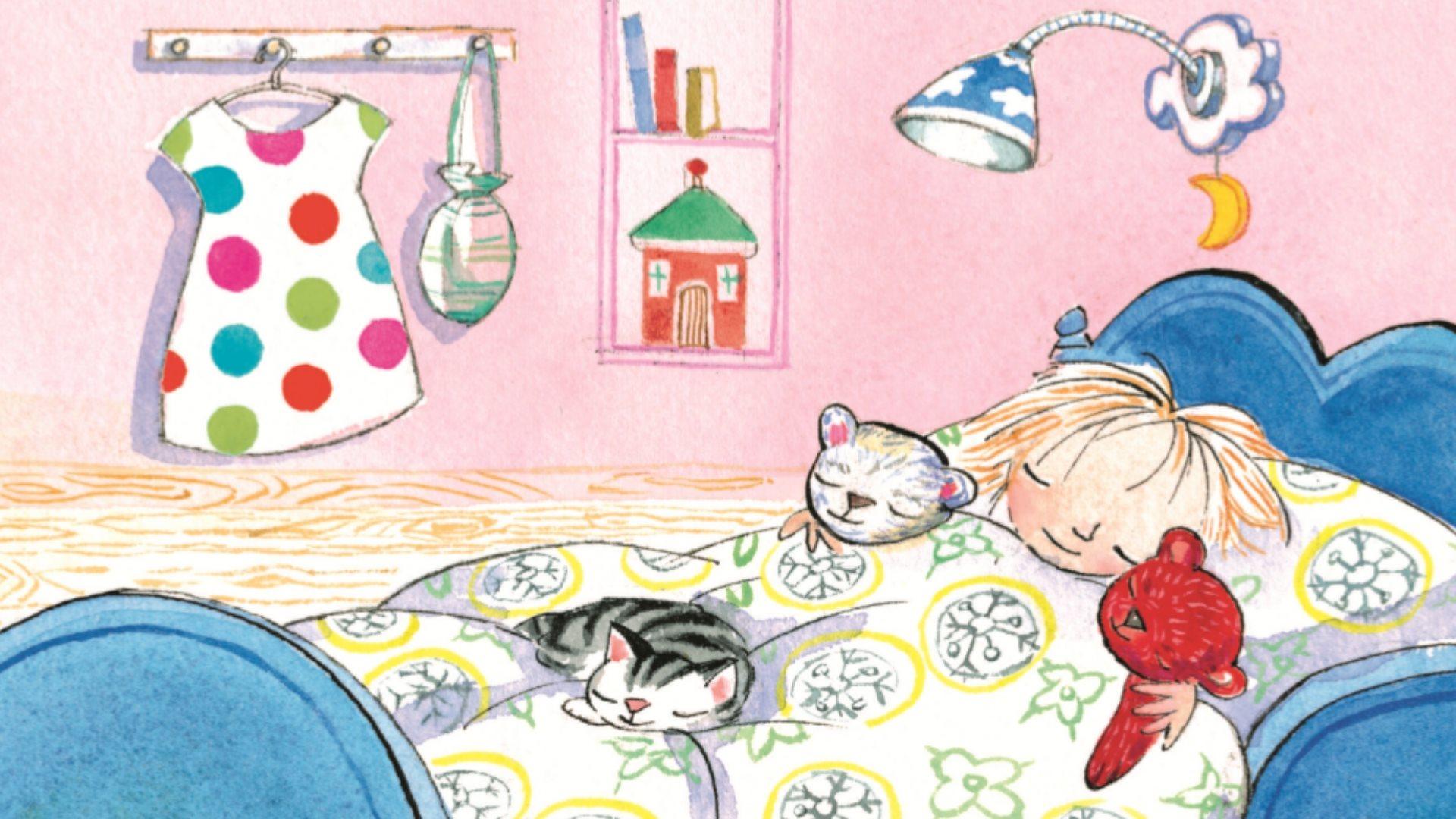 carlsens godnathistorier, højtlæsning, godnatlæsning, børnebøger