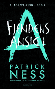Knivens stemme, fjendens ansigt, chaos walking, patrick ness, ya, young adult