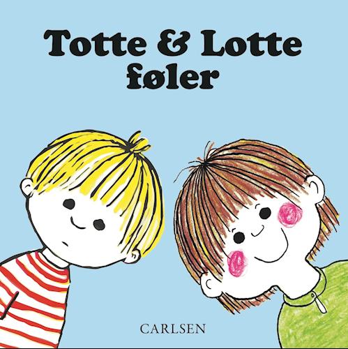 Totte og Lotte, Totte og Lotte føler, børnebog, børnebøger, papbog, papbøger, pegebog, pegebøger