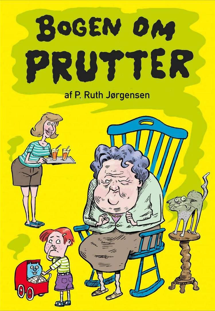 Adventsgaver, kalendergaver, Bogen om prutter, P. Ruth Jørgensen, pruttebog, børnebog, børnebøger, sjov bog,