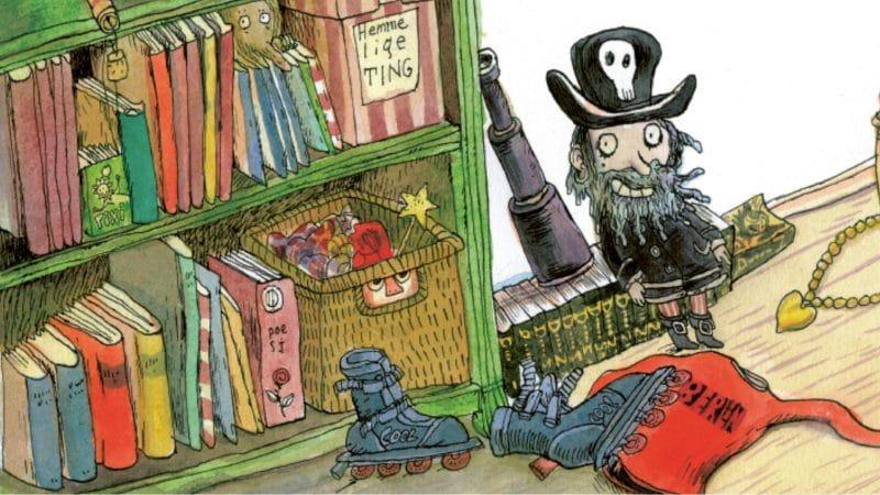 Carlsens godnathistorier, børnebøger, børnebog, efterårsferie, ferielæsning