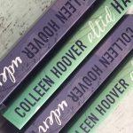 Derfor SKAL du bare læse Uden håb og Altid håb af Colleen Hoover