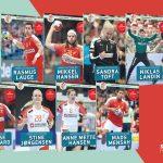 Lær at læse med de største danske håndboldstjerner