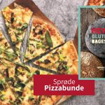 Meyers Glutenfri Bageskole: Bag sprøde, glutenfri pizzabunde