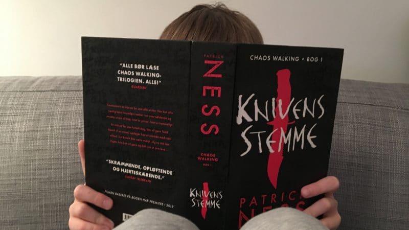 Patrick Ness, Knivens stemme, Chaos Walking
