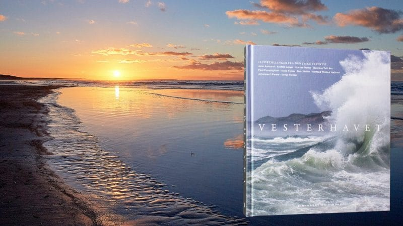 Vesterhavet, smuk bog, Gavebog