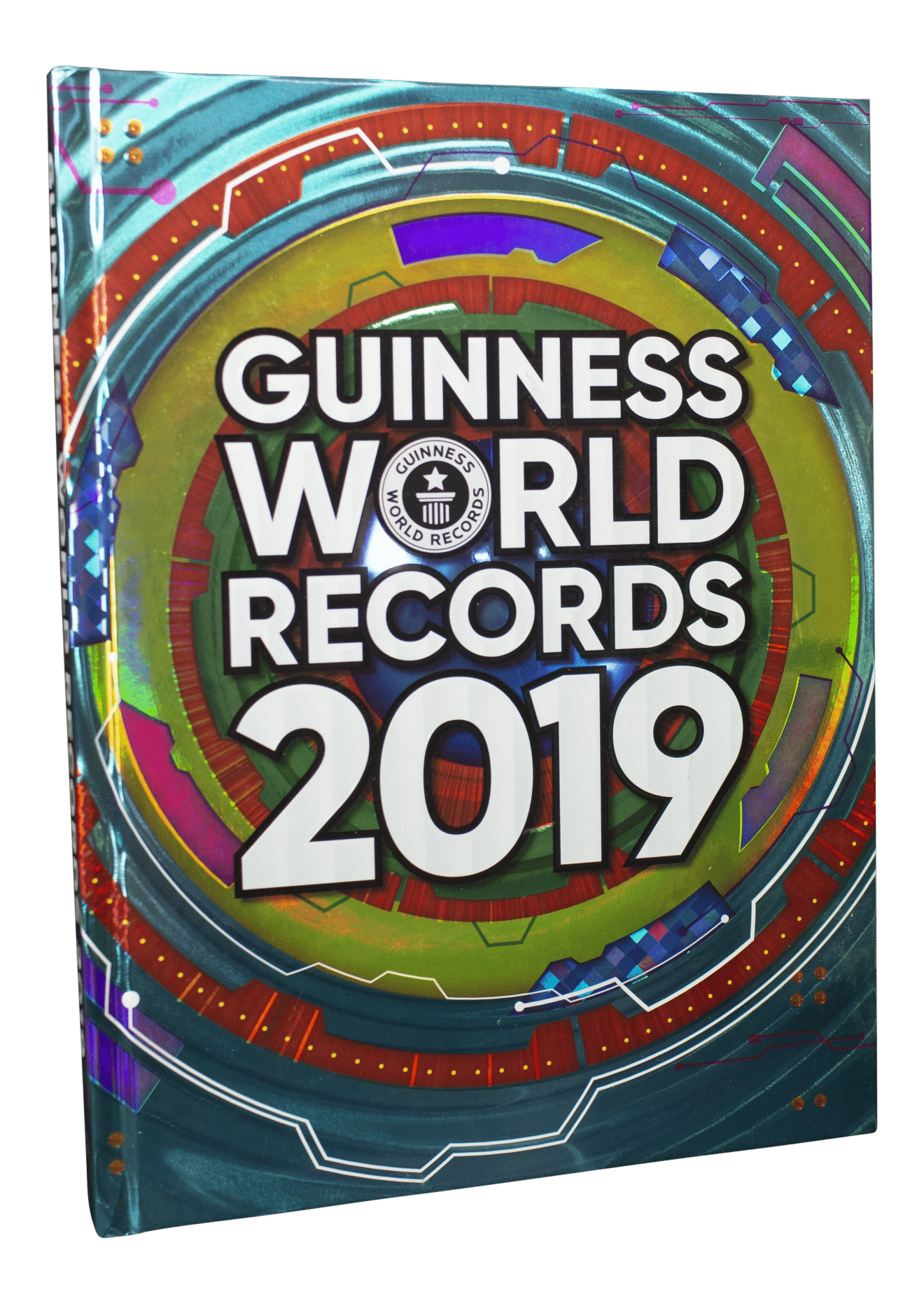 Guinness World Records, Guinness World Records 2019, rekord, rekordbog, rekordbøger, børnebog, børnebøger