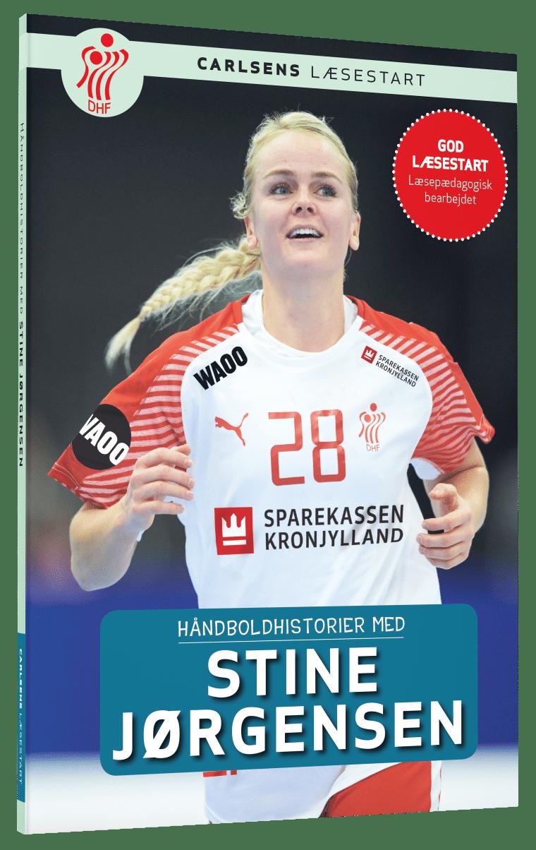 Stine Jørgensen, Håndboldhistorier