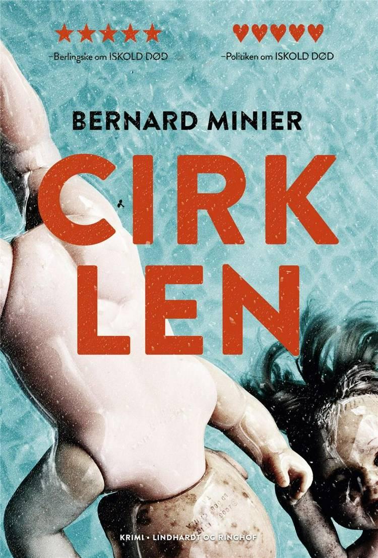 Cirklen, Bernard Minier, bedste krimier 2018