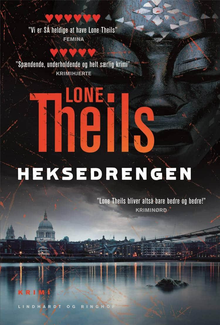 Heksedrengen, Lone Theils, bedste krimier 2018