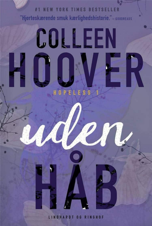 Colleen Hoover, Uden håb, Altid håb, bedste bøger 2018, bedste romaner 2018