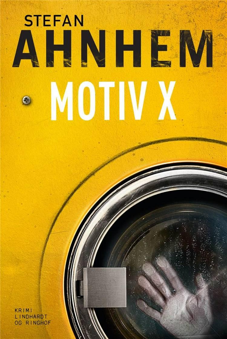 Motiv X, Stefan Ahnhem, bedste krimier 2018