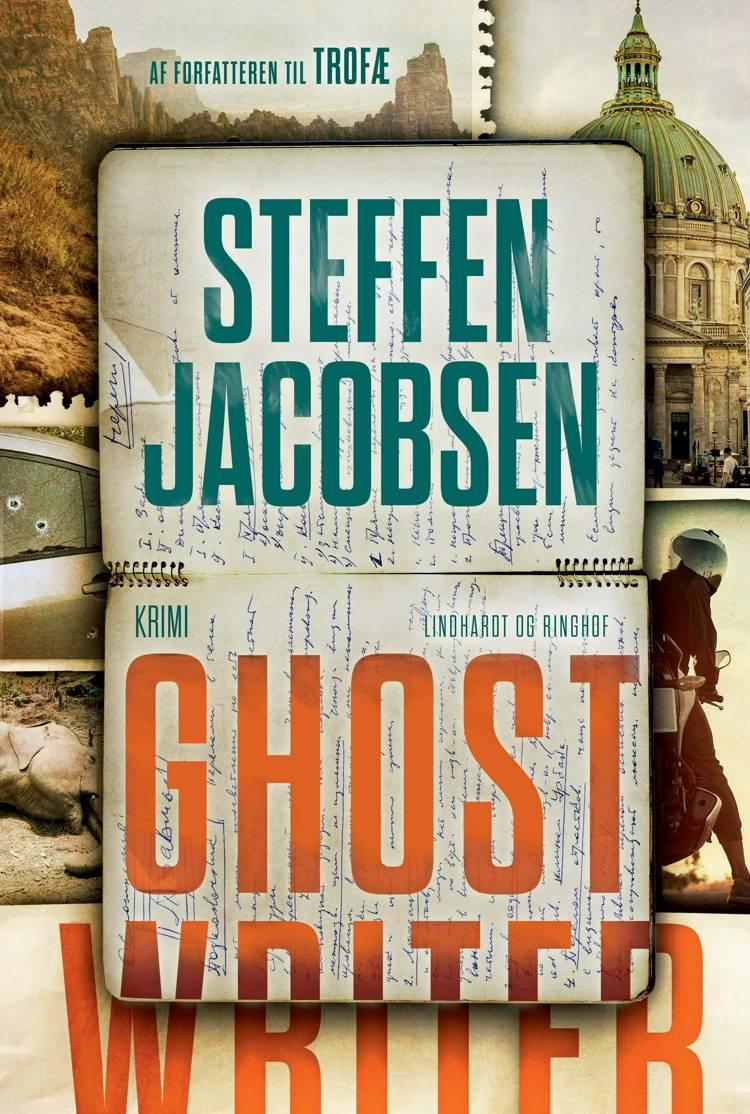 Ghostwriter, Steffen Jacobsen, bedste krimier 2018