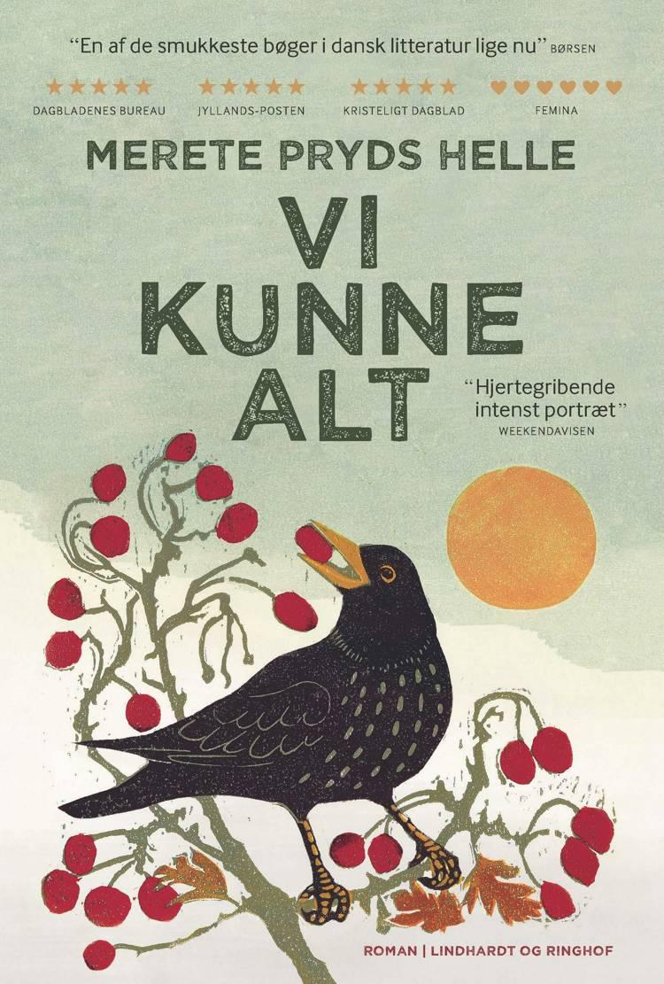 Merete Pryds Helle, Vi kunne alt, bedste bøger 2018, bedste romaner 2018