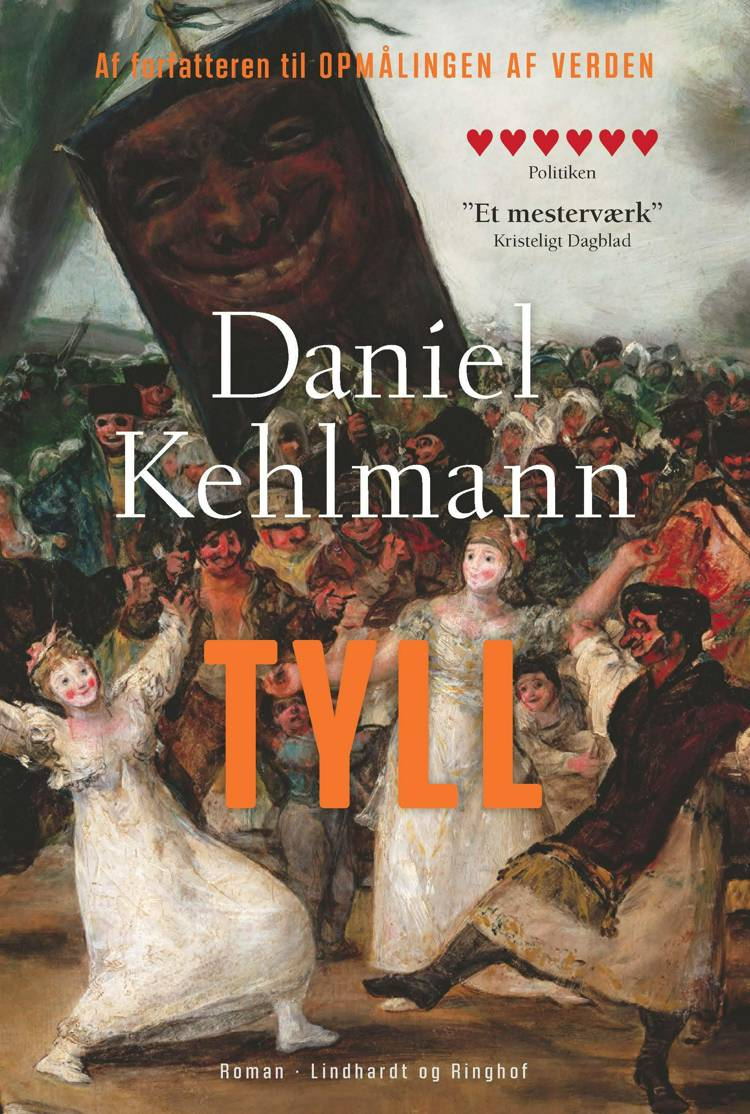 Daniel Kehlmann, Tyll, de bedste bøger 2018, de bedste romaner 2018