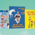 Gå ikke i julepanik – De bedste bøger til de 5-9-årige