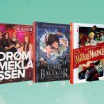 Gå ikke i julepanik – De bedste bøger til de 9-13-årige