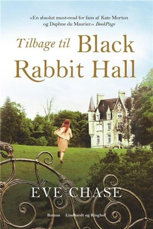 Tilbage til Black Rabbit Hall, Eve Chase, bedste romaner 2018, bedste bøger 2018