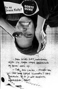 Kristina Aamand, For enden af din pegefinger, så god som ny, Mørke rum