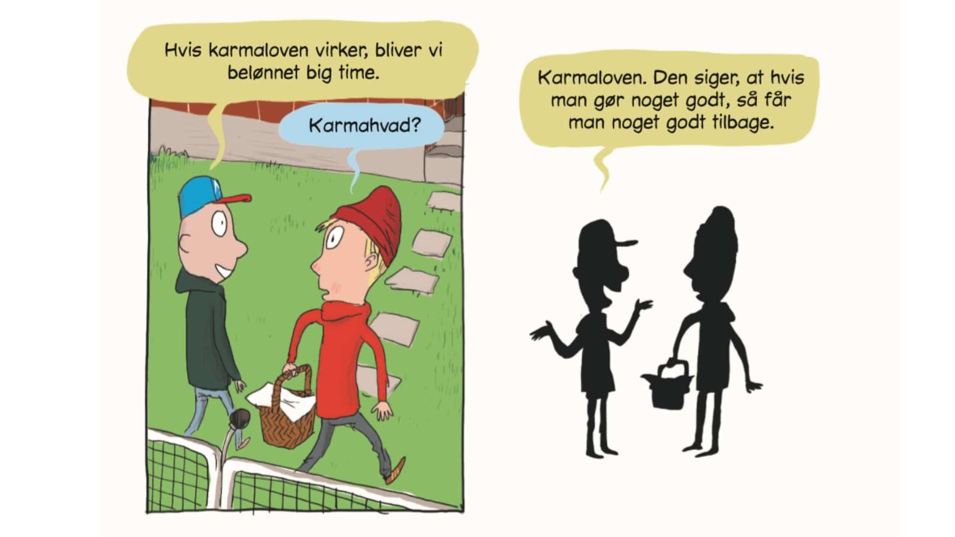 Tegneserie, tegneseriebog, børnebog, humor, Kim Fupz Aakeson, Rasmus Bregnhøi