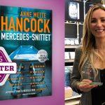 Anne Mette Hancock er Årets forfatter hos Plusbog
