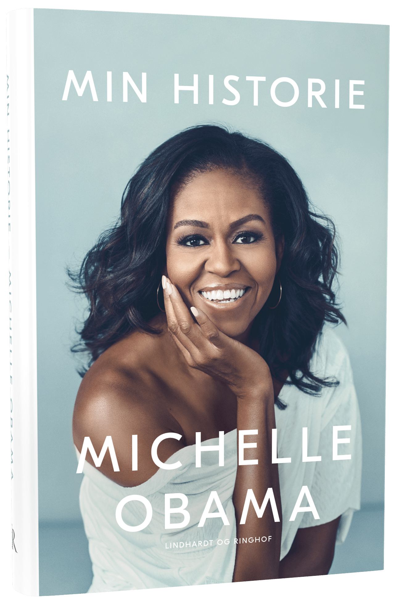Min historie, Michelle Obama, Obama, biografi, Becoming,