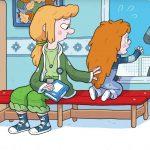 Alberte i børnehave – At være børnehavebarn på dumme og gode dage