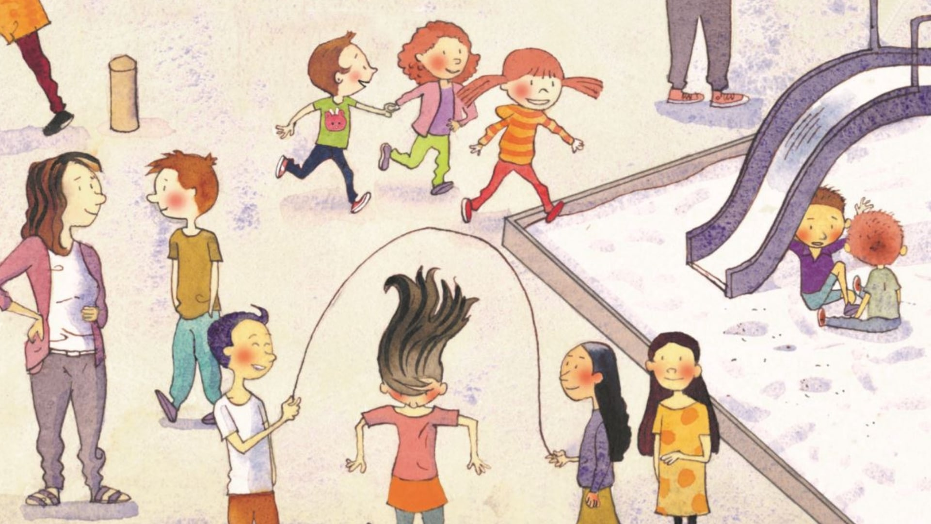 Min dag i nulte, Ina Victoria Haller, trivsel, skolestart, starte i skole,