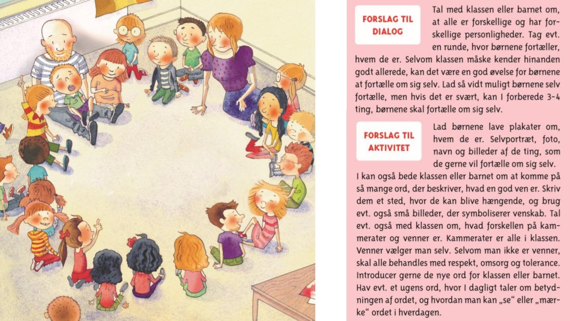 Min dag i nulte, skolestart, starte i skole, Ina Victoria Haller, trivsel i skolen