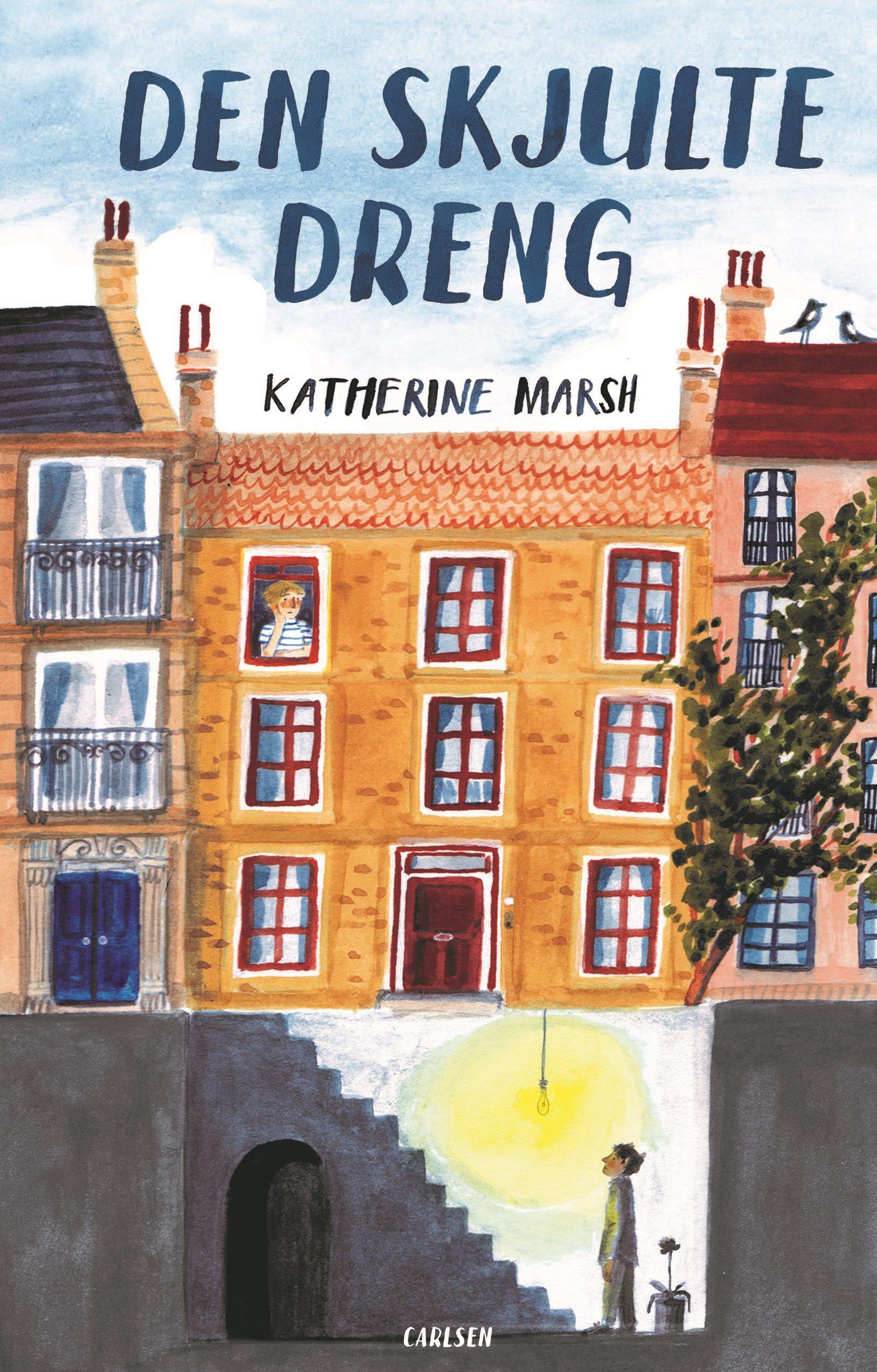 Den skjulte dreng, Katherine Marsh, børnebog, børnebøger