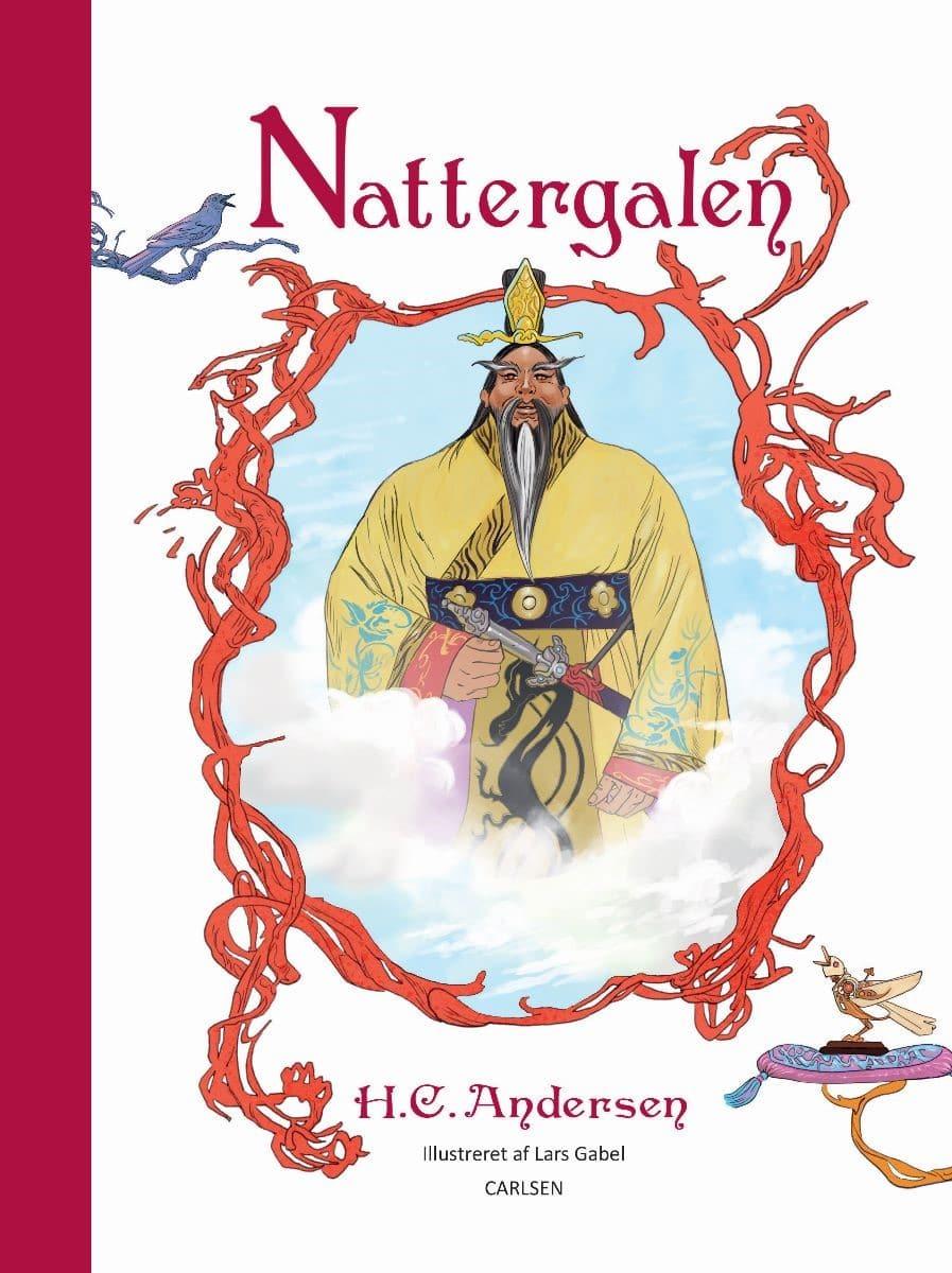 Nattergalen, eventyr, H.C. Andersen