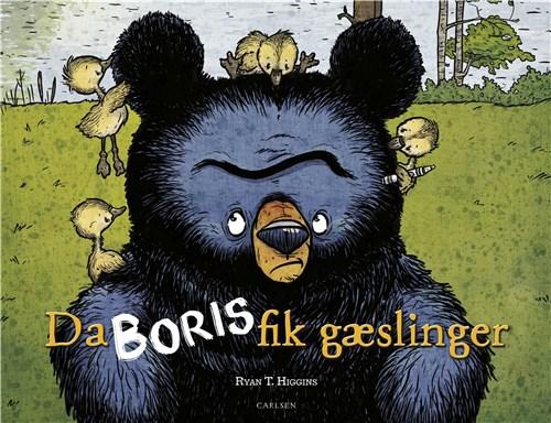 boris, højtlæsning