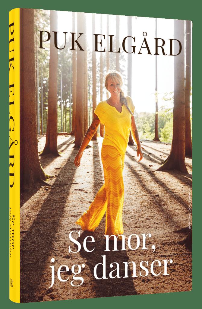 Se mor jeg danser, Puk Elgård, biografi