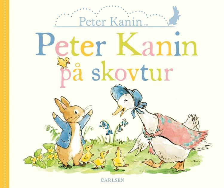 Peter Kanin på skovtur, Peter Kanin, Beatrix Potter, billedbøger, billedbog