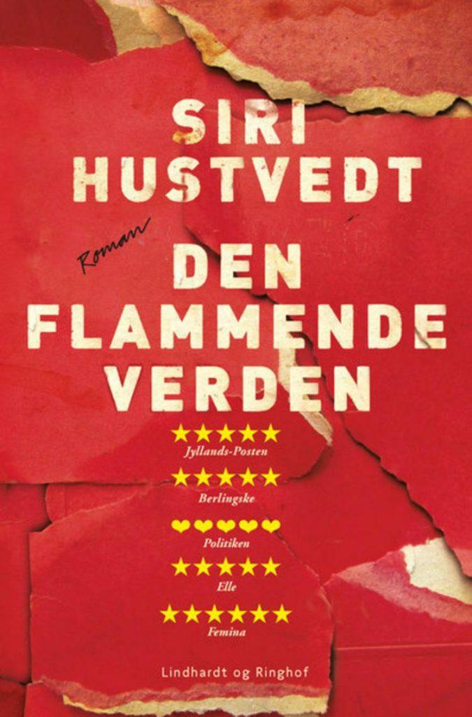 Siri Hustvedt, Den flammende verden, roman, romaner, skønlitteratur
