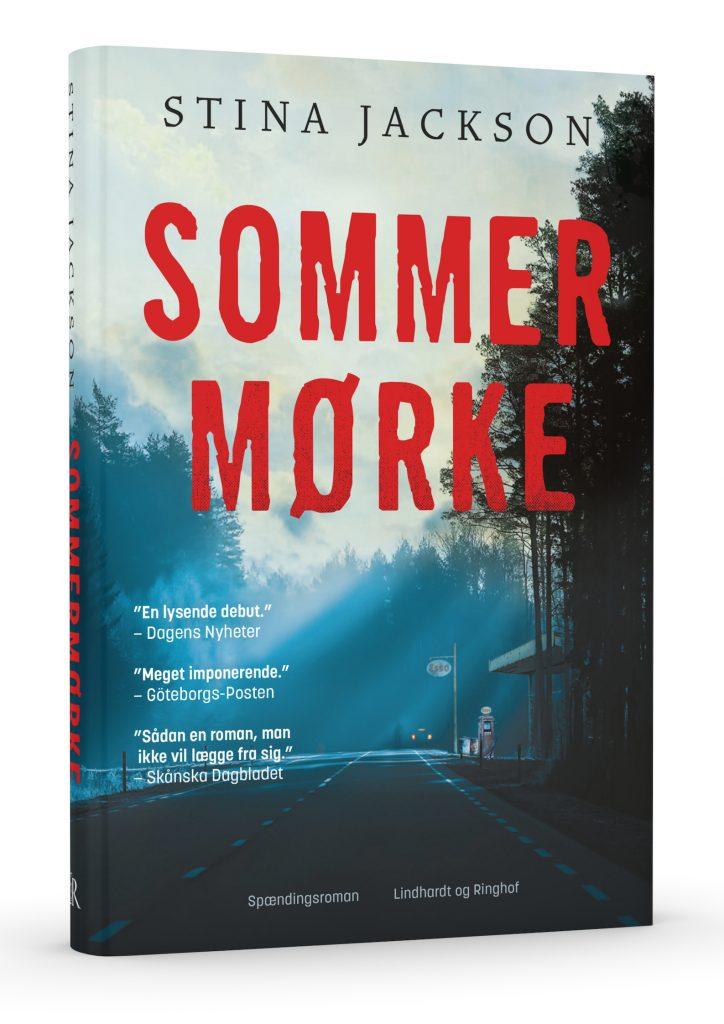 Sommermørke, Stina Jackson, krimi, svensk krimi